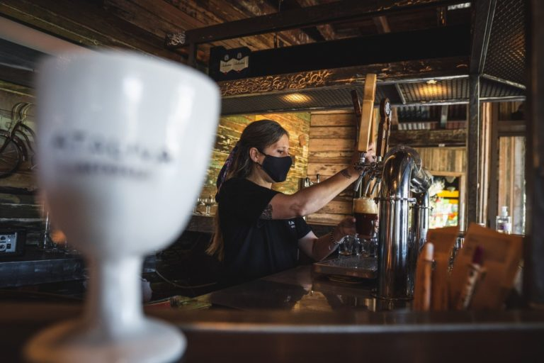 eli - is - the - owner - of - a - craft - brewery - in - patagonia