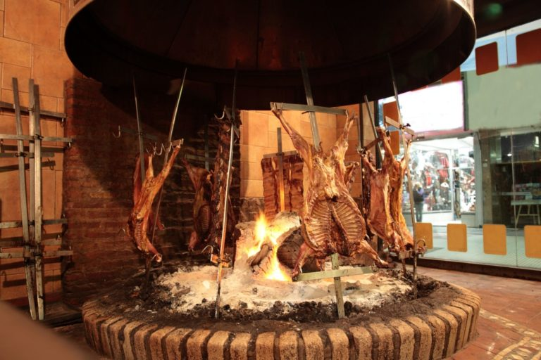 Food in Patagonia for culinary travel