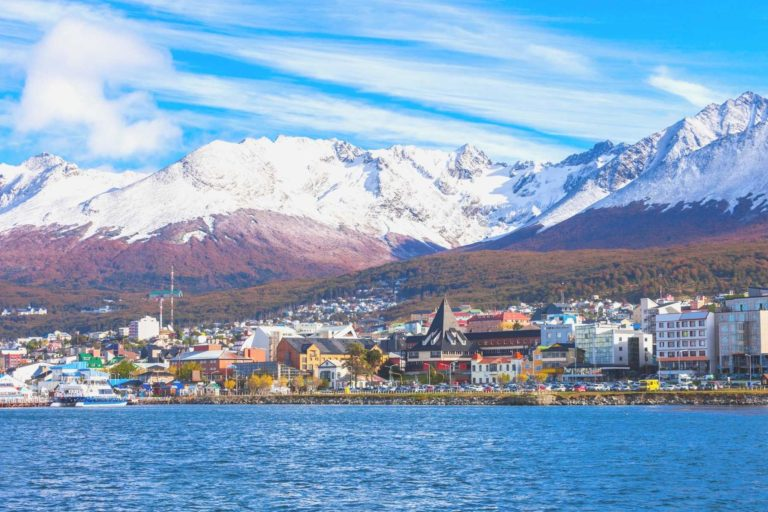 ushuaia is the southernmost city in the world