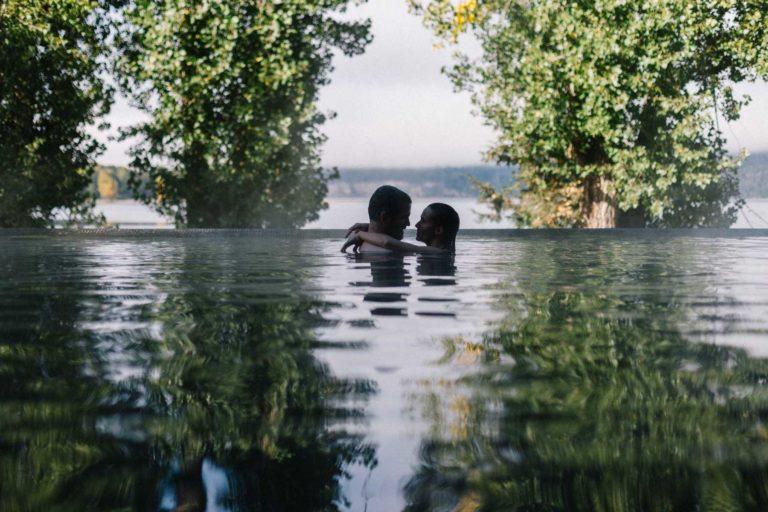 go to the spa in villa la angostura
